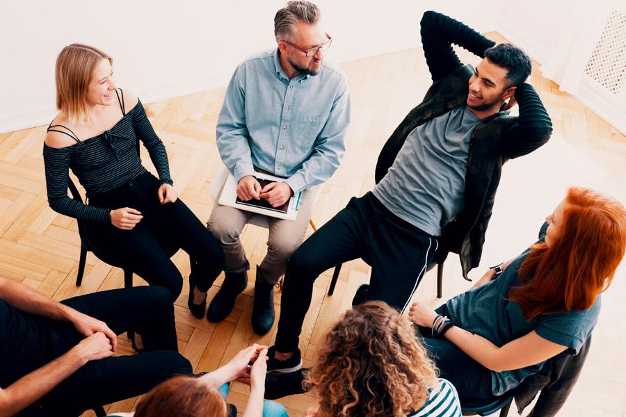психокоррекция групповая